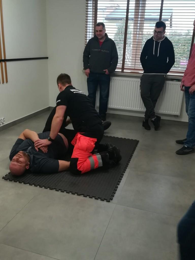 szkolenie pierwsza pomoc spinex