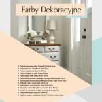 Katalog farb dekoracyjnych Rustoleum Spinex
