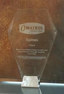 Nagroda_owatrol_spinex