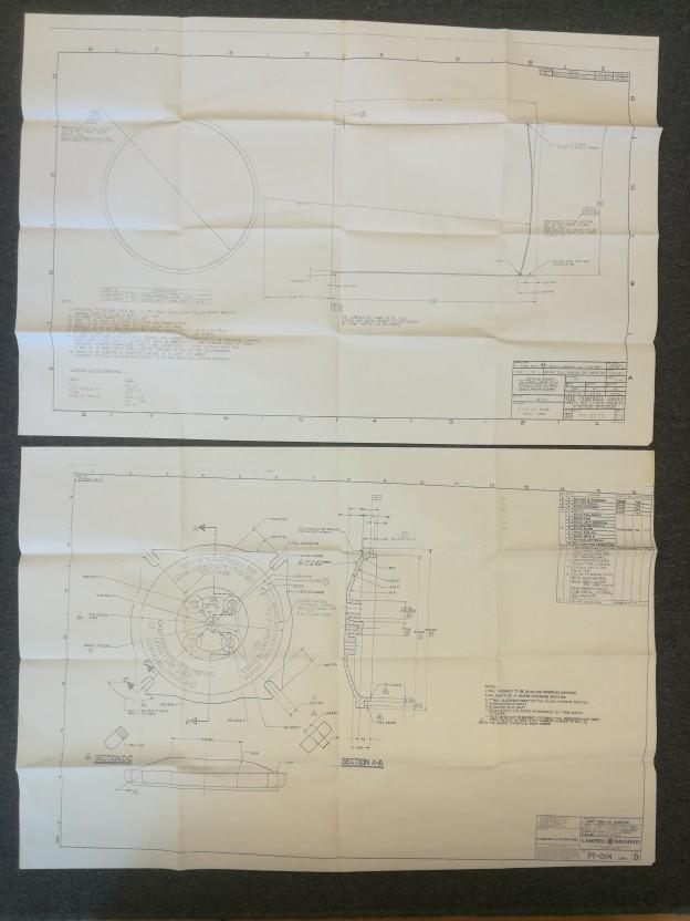 rysunki techniczne campbell